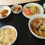 孫悟空 - 料理写真:バラエティーセット1,080円(税込)