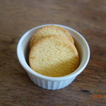 アナログ - デザートのクッキー