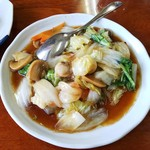 中国料理 桃仙 - 八宝菜(小)