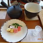 茶房 贔 - 煎茶~碧玉