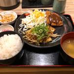 103796953 - 日替わり定食(780円)