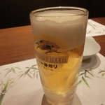 浅草橋 個室居酒屋 魚虎 - ドリンク写真:キリン 一番搾り