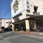 風の菓子 虎彦 - 店舗外観