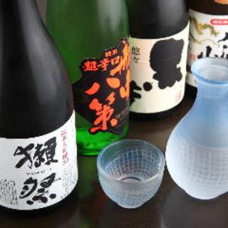 蕎麦に合う、全国各地の日本酒