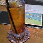 10380387 - アイスウーロン茶(うさぎカフェおひさま)