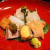 せき根 - 料理写真:お刺身