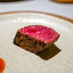 カセント - ☆神戸牛のステーキ