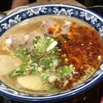 103801430 - 牛肉麺とチャーハンセット 1180円