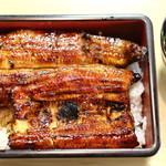 鰻屋だいちゃん - 料理写真:うな重。