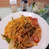 カレーの市民アルバ - 料理写真:ナポリタンスパゲティ