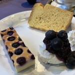 ブルーベリーカフェ ナゴミ - 料理写真:
