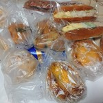 Boulangerie K YOKOYAMA  - 購入したパン