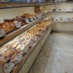 Boulangerie K YOKOYAMA  - 店内①