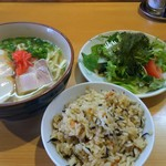 ととの店 - 沖縄そば定食