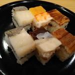 103814392 - 箱寿司です♪