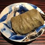 103819768 - ホタルイカの粽