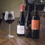 ハンバーグビストロ vinW - ワイン2