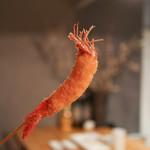 串ビストロ92 - 料理写真:天使の海老☆