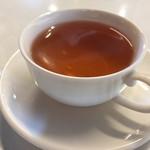 喫茶 モノコト - 紅茶(べにふうき)(税込 500円⇒セットで400円)評価=○