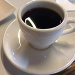 喫茶 モノコト - マイルド珈琲(税込 500円⇒ セットで400円)評価=○