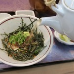 Maruyahonten - まるひつまぶし 2980円(鰻2/3匹、ご飯300g)