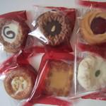栄光堂製菓 - 6種類セットです