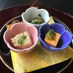 Benkei - 前菜