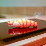 鮨 まつ本 - 料理写真:☆車海老