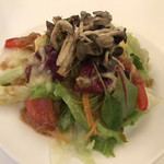 ケッズクラブ - サラダ… サラダとドリンクのセットから