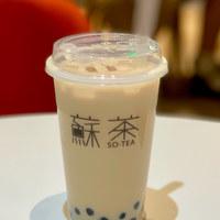 タピオカドリンク 蘇茶-
