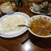 ラジャ - 料理写真:ビーフとトマトと野菜カレー