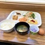 スーパーホテル - 料理写真:[2019/03]無料健康朝食(宿泊代に含む)