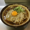 JR長野駅 新幹線ホーム そば店