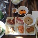 コンチネンタルレストランFirenze - 朝食バイキング①