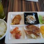 コンチネンタルレストランFirenze - 朝食バイキング②