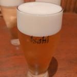 Savoi - 生ビール 600円