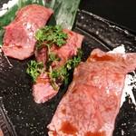 ベこ亭 - 肉寿司