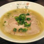 下松ラーメン 五ツ星 - ラーメン(並)680円
