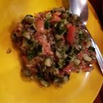 モロッコ料理の台所 エンリケマルエコス - モロッコサラダ