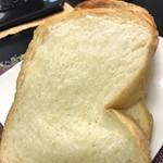 スギタベーカリー - ハードトースト 焼く前です