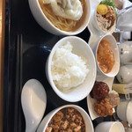 四川料理 心 - 料理写真:特得ランチ