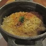 欧食屋 Kappa - 広島産牡蠣のオーブン焼き
