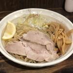 103847367 - つけ麺・煮豚トッピングUP