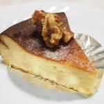 ル・プティ・ポワソン - 〝大人の″チーズケーキ