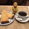 ニューワールド - 料理写真:ホットモーニング380円(税込)