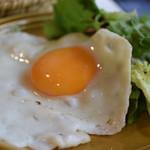 Guddomoningukafe - +目玉焼き
