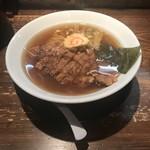 客野製麺所 - 中華パーコー麺