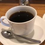 珈琲工房 あらびか - フレンチコーヒー  480円