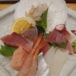 魚菜屋 - ちょいもり刺し身