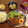 Arco - 料理写真:鶏もも肉の味噌漬け焼き ¥800(税込)
